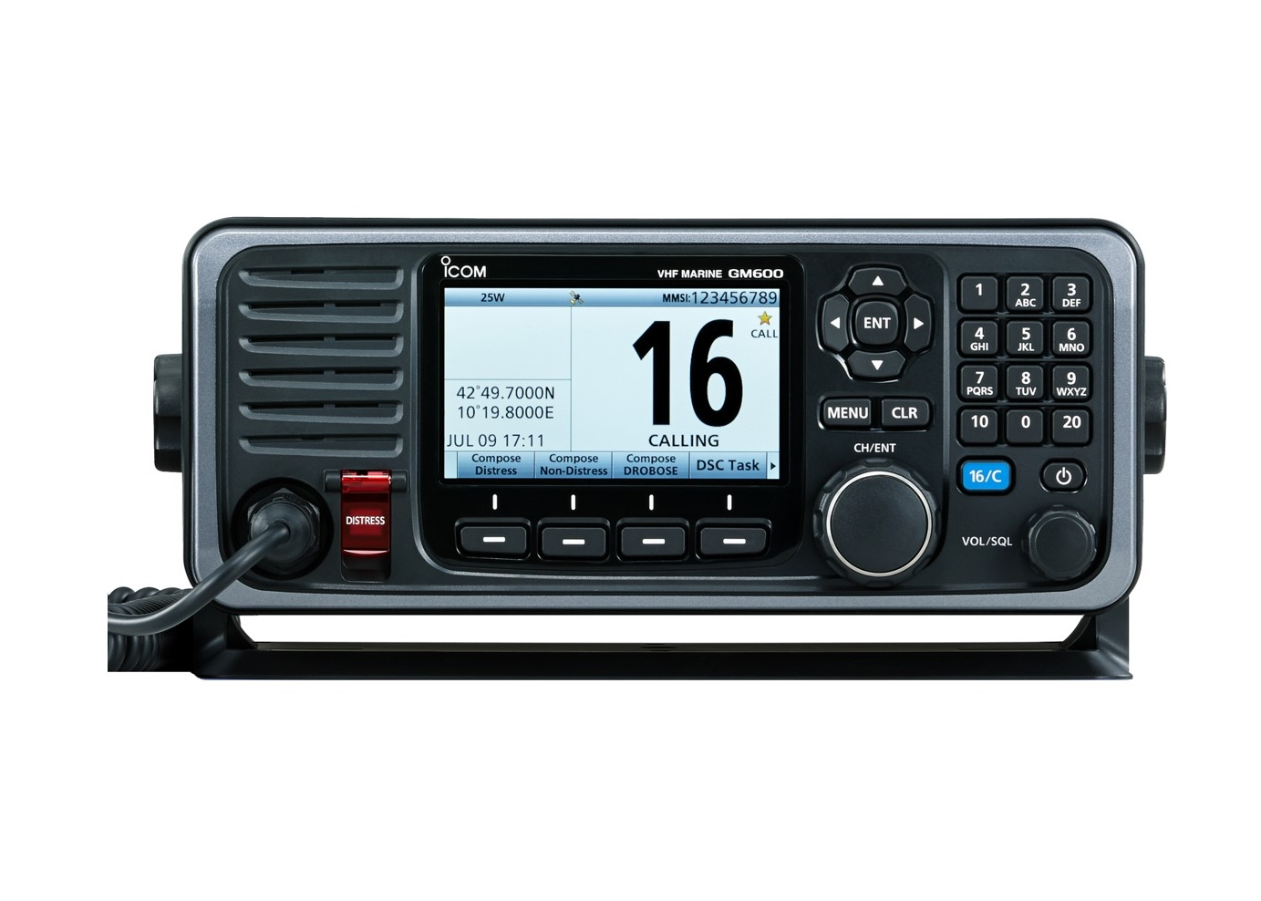 Трансивер Icom IC-GM600