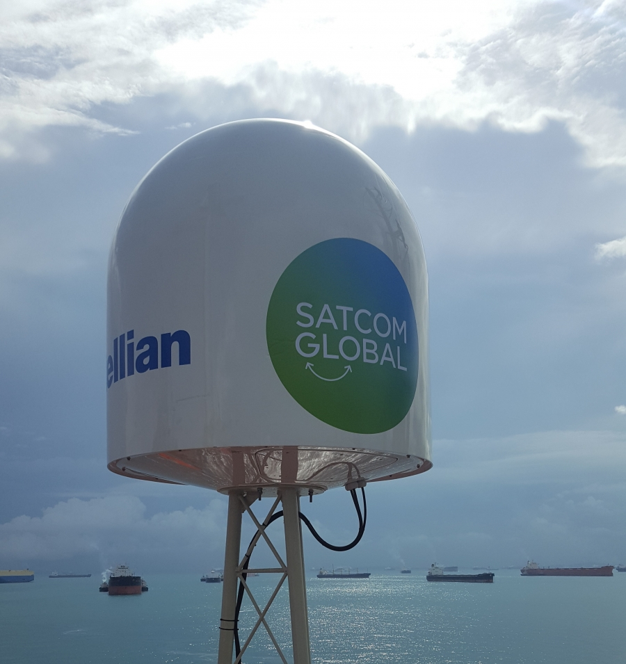 VSAT Intellian Satcom Global