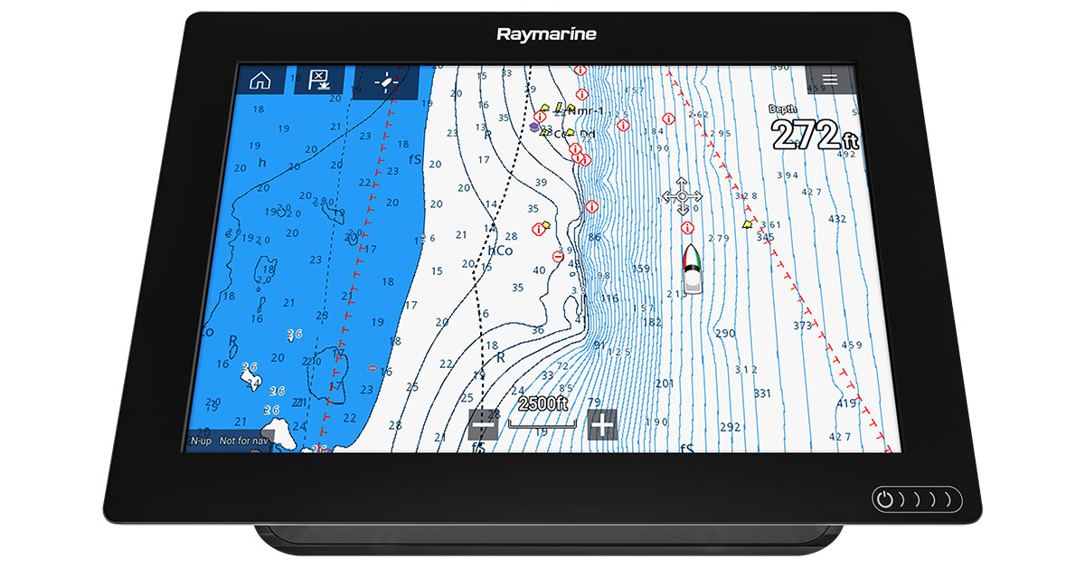LightHouse 3.2 для Raymarine Axiom