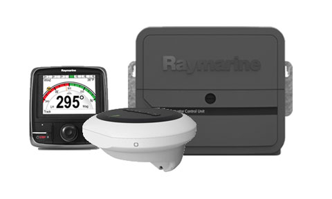 Raymarine Evolution