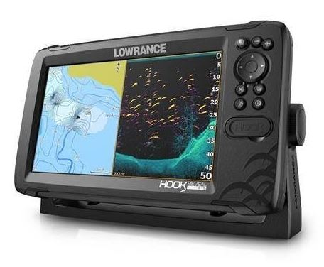 Lowrance HOOK REVEAL 9